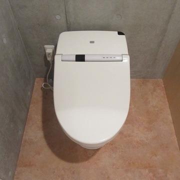 スマートなトイレですな~