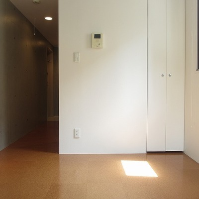 2面採光。明るいお部屋です