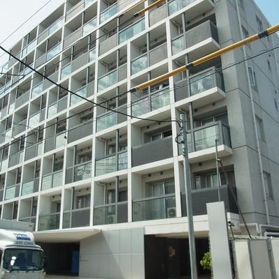 蒲田の中でもかなり大きいビル!