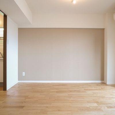 アクセントクロスでお部屋に彩りをプラス。 ※写真はイメージ