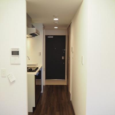 廊下です。