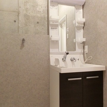 もちろん独立洗面台も。※画像は同じ間取りの別部屋です