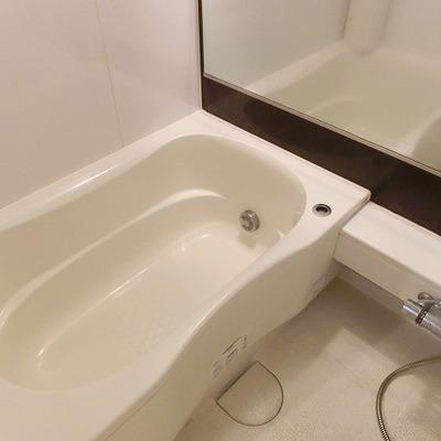 お風呂もゆったり追焚付き