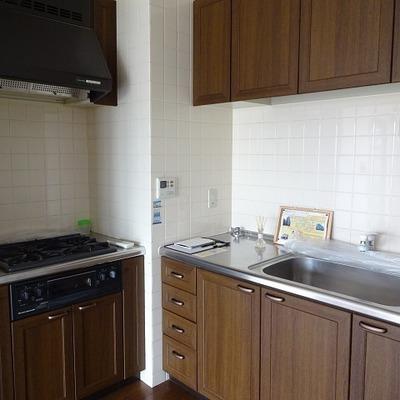 良い雰囲気のキッチン