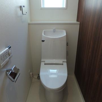 トイレもきれい♪落ち着く♪