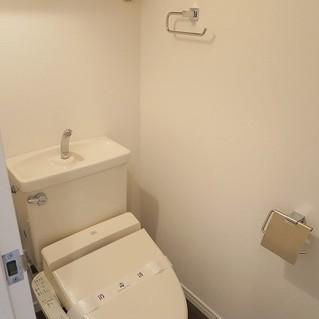 トイレは既存を利用。※写真は前回募集時のものです