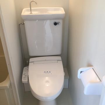 トイレは機能派!※写真は前回募集時のものです