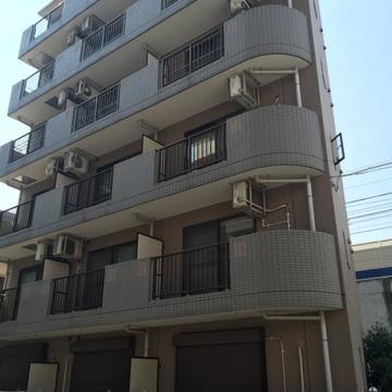6階建ての6階!