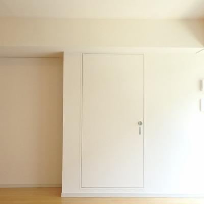この同化した扉の先は・・・ ※写真は別室