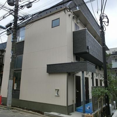 ぴかぴかの新築です!!