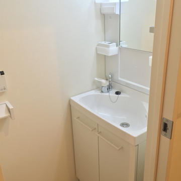 洗面スペース。