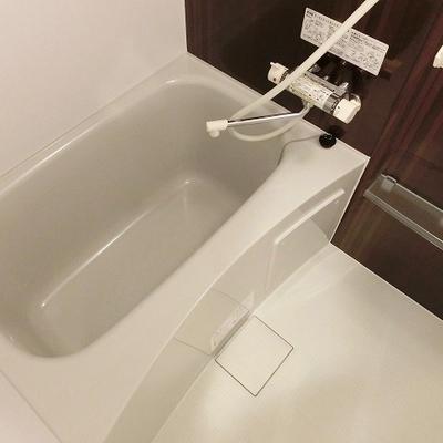 深く浸かれそうなお風呂※写真は前回募集時のものです