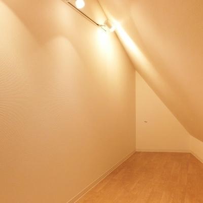 もう一部屋。こちらは寝室に使いたい!