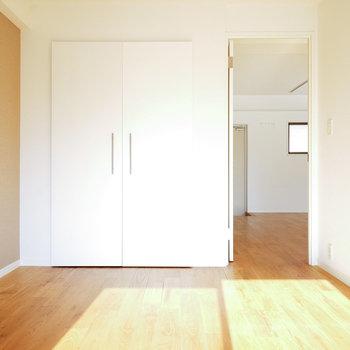 シンプルで使いやすいお部屋♪※写真は前回募集時のものになります。