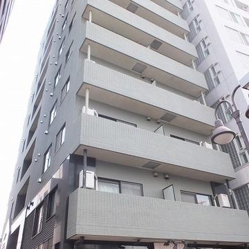 山手通り沿いのマンションです。