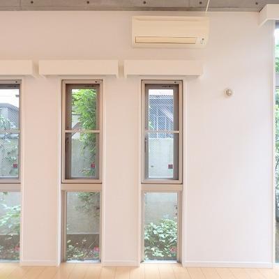 この窓の高級感とオシャレさがたまらない!
