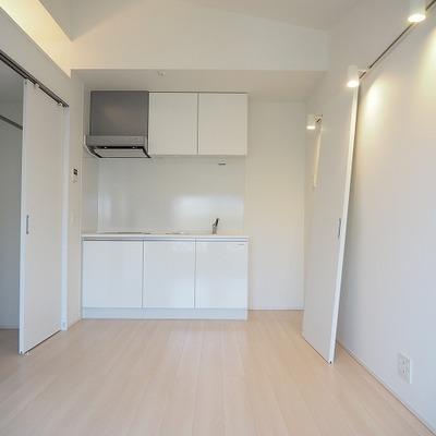 白を基調としたお部屋 ※写真は前回募集時のものです