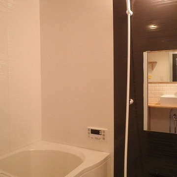 【イメージ】お風呂はユニットバスごと交換済み!