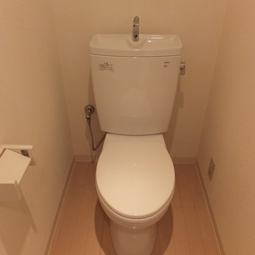 トイレはしっかり個室!※写真は前回募集時のものです