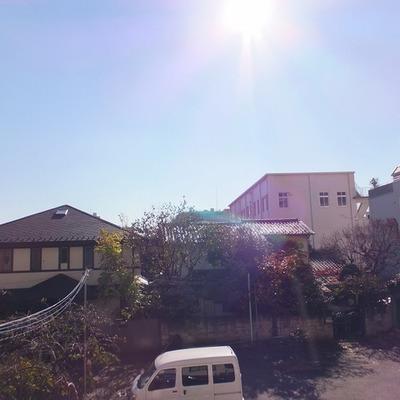 晴れている日はまぶしいほどの太陽を浴びましょう!※写真は前回募集時のものです