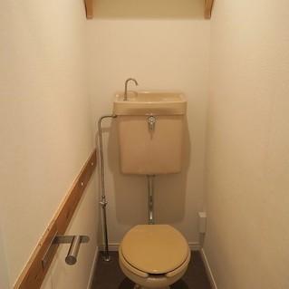 トイレはこんな感じ◎※写真は前回募集時のものです