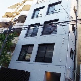 新築デザイナーズマンション。