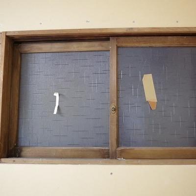 この窓はなくなっちゃうかな?