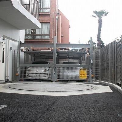 駐車場もあり。