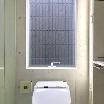 こんな絵になるトイレ、見たことありません、、