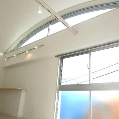 ドーム型の天井が素敵※前回募集時の写真となります。