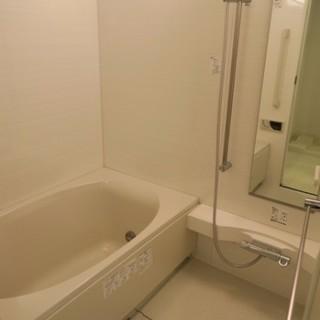 浴室乾燥付きの大きなお風呂