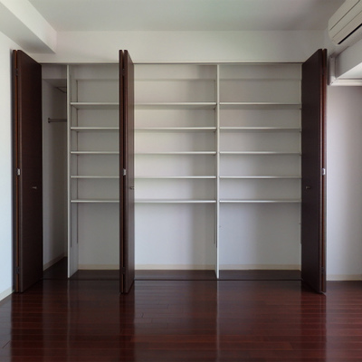 本棚のようになっています