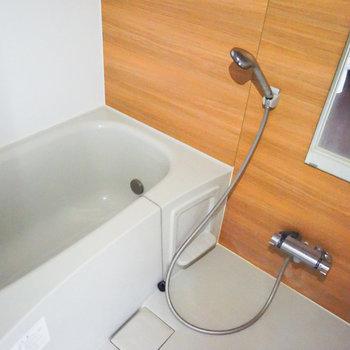 大きなお風呂は追い焚き、浴室乾燥つき!※前回募集時の写真です