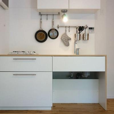 キッチンアップはこんな感じ