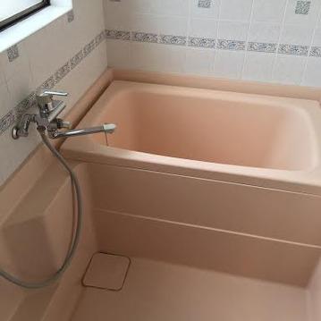 お風呂も明る〜い!