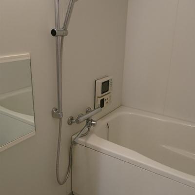お風呂きれいです!浴室TVはうつりません。