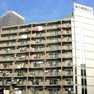 第六柴田ビルと大きく書いてあり、見つけやすい