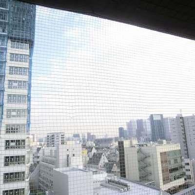 眺めも良い。※写真は10階の同間取り別部屋です。