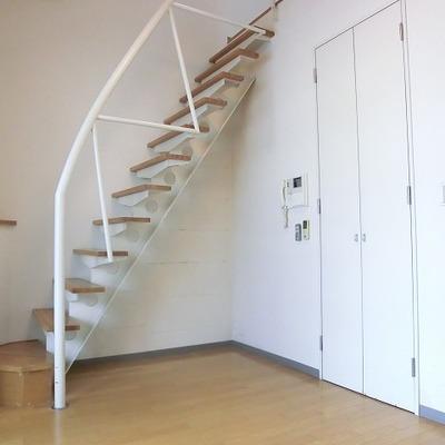 1階部分。※写真は10階の同間取り別部屋です。