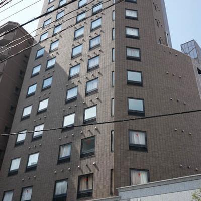 どっしり14階建てマンションです※写真は前回掲載時のものです。