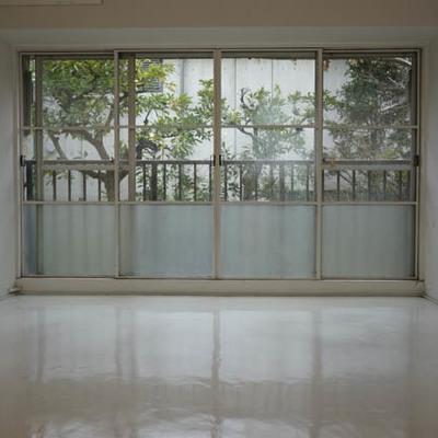 2階のひと部屋はこんな感じ。