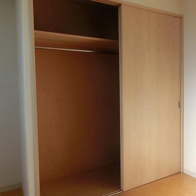 収納は洋室と廊下に2つ。※写真は前回募集時のものです。