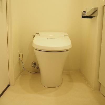 トイレかっこいい!