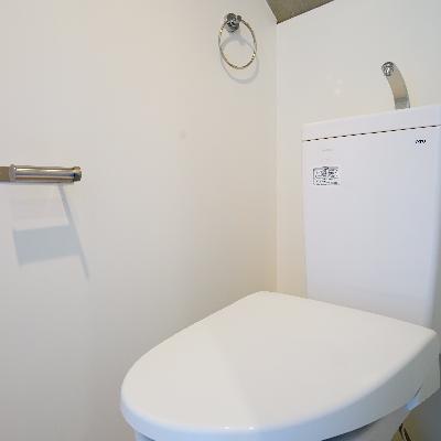 トイレは12階部に!綺麗です♪
