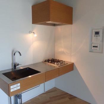 キッチンの雰囲気!  ※4階似た間取りの別部屋の写真です