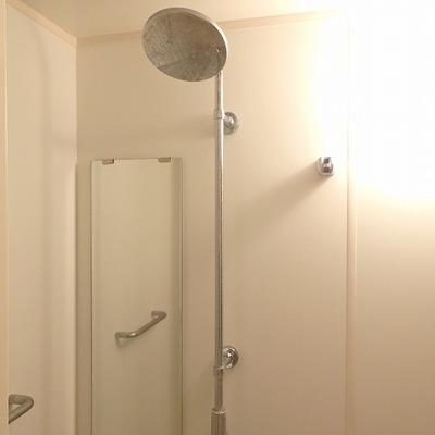 Wシャワーってなんか贅沢