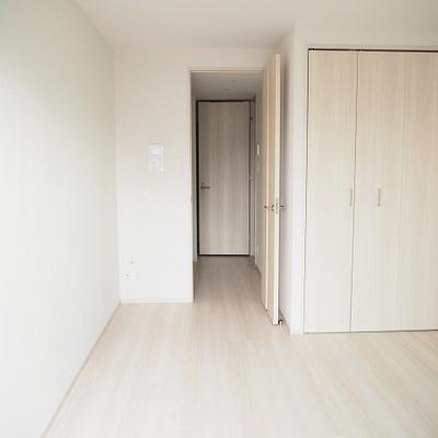 白いお部屋!