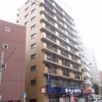 しっかりとした造りのマンションです。