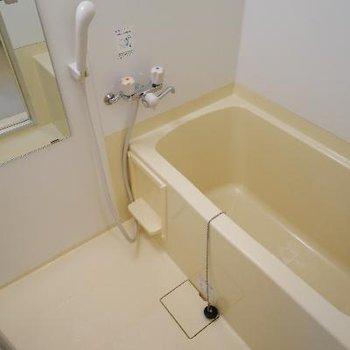 お風呂もしっかり個室♪
