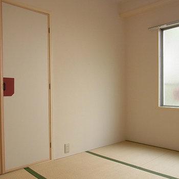 和室が1部屋残っています
